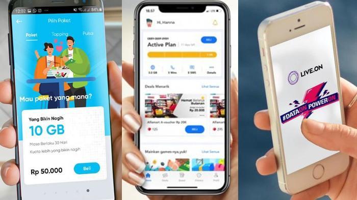 Cek Daftar Harga Paket Internet Provider Digital Di Indonesia Pilih By U Switch Atau Live On Halaman All Blog Tribunjualbeli Com