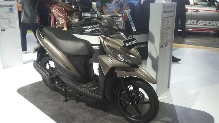 Suzuki Address Termahal Ada 10 Pilihan Warna, Cek Harga Bekasnya Per Oktober 2020
