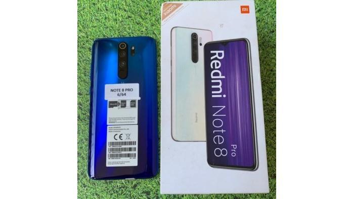 Xiaomi Redmi Note 8 Pro 64gb   Shopee