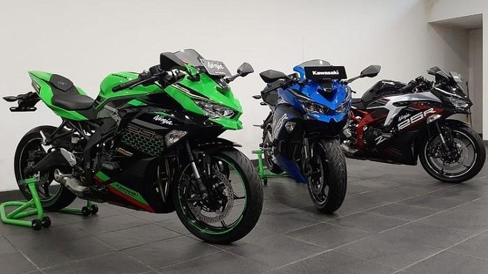 DP Cuma 4 Juta, Cek Harga dan Simulasi Kredit Kawasaki Ninja 250SL Baru