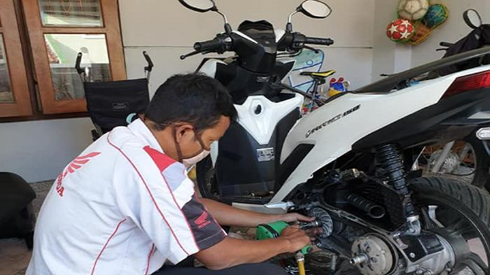 Supaya Tidak Gampang Mogok, 3 Komponen Utama Motor Matik Ini Harus Rutin Dirawat