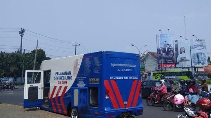 Cek Jadwal Sim Keliling Wilayah DKI Jakarta, Jangan Lupa Bawa Syaratnya
