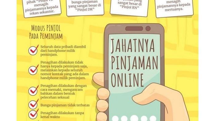 Waspadai Penipuan Pinjaman Online Dan Investasi Ilegal Di