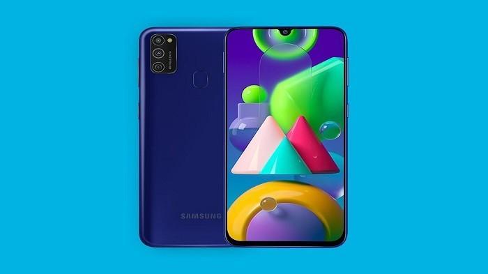 Harga Rp 2 Jutaan, Intip Spesifikasi Samsung Galaxy M21 ...