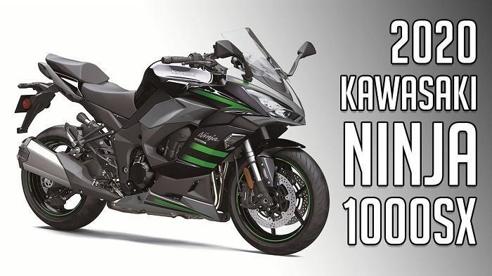 Segera RIlis 4 April 2020, Intip Bocoran Kawasaki Ninja 1000SX