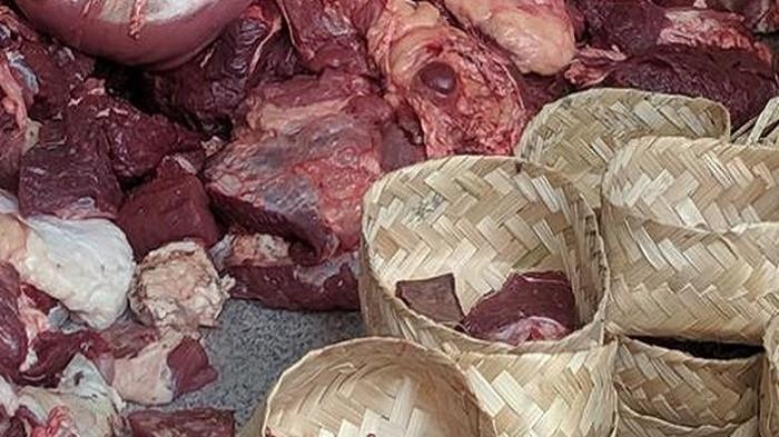 Jangan Pakai Kresek Hitam Lagi untuk Bagikan Daging Kurban, Ini 4 Wadah Ramah Lingkungan