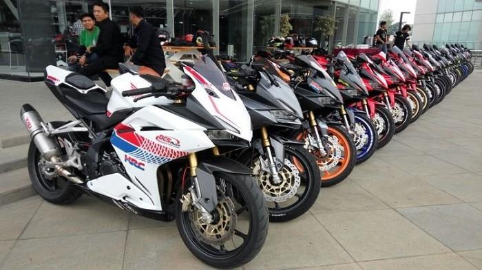 Pilihan Motor Sport Fairing Harga Murah di Bawah Rp 50 ...