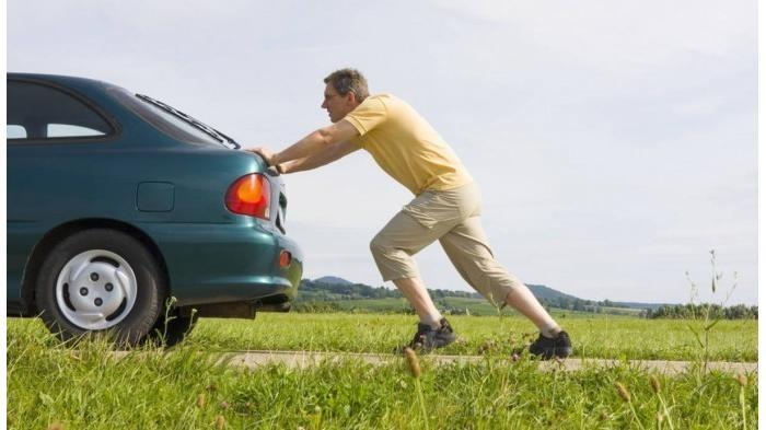 Tidak Boleh Sembarangan, Mendorong Mobil Mogok Ternyata Ada Aturannya