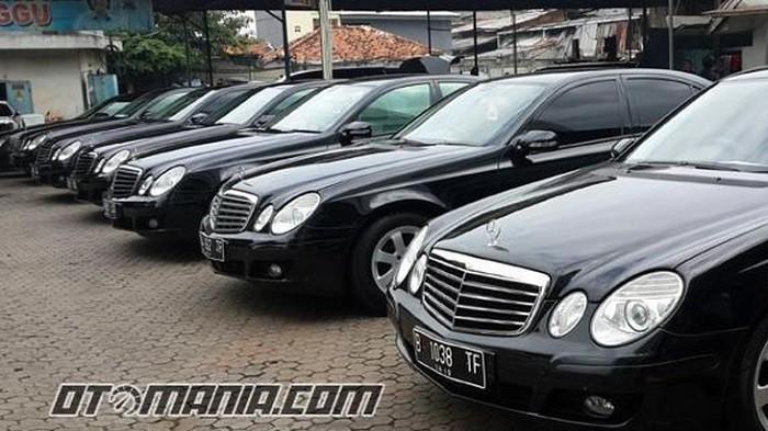 Harga Beberapa Mobil Mewah Buatan Eropa Turun Drastis Hingga Dibawah 100 Juta