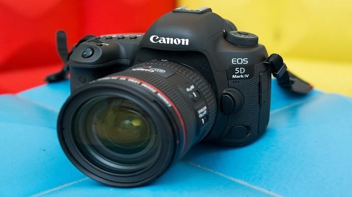 Banderol Mulai Rp 2 Jutaan, Cek Harga 3 Pilihan Kamera DSLR Canon Bekas Siap Pakai
