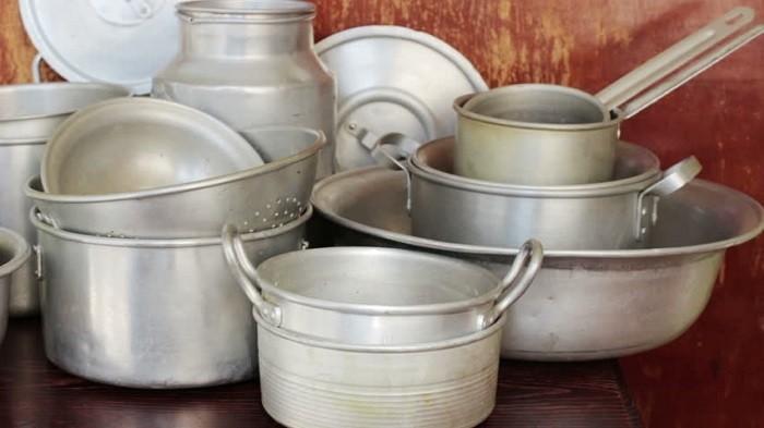Berbahaya Bagi Kesehatan, Inilah Bahan Makanan yang Tak Boleh Dimasak Menggunakan Panci Aluminium