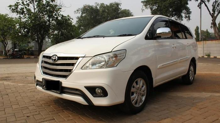 Cek Harga Bekas Toyota Innova Keluaran 2013 di September 2020