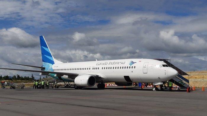 """Promo """"Garuda Indonesia Super Deals"""", Semua Tiket Penerbangan Dosmetik Jadi 999.000 Rupiah"""