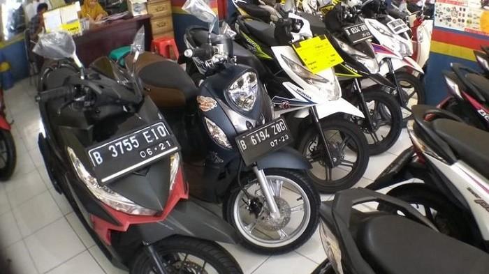 Murah Meriah Mulai Rp 9 Jutaan Saja, Cek Harga Motor Skutik 110cc - 125cc Honda dan Yamaha Bekas