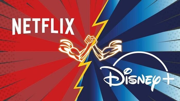 Sebelum Berlangganan, Simak Dulu Perbandingan Kuota Data untuk Nonton Netflix vs Disney+