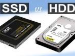 Sebelum Memutuskan untuk Membeli Laptop, Simak Dulu Perbedaan Dua Model Penyimpanan Data SSD dan HDD
