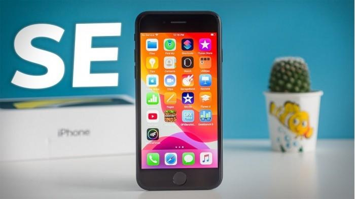 Spesifikasi Lengkap Iphone SE 2020 yang Mulai Dijual di Indonesia 2 Oktober, Harganya?