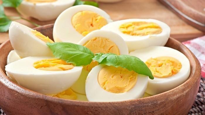 Turunkan Berat Badan Selama 2 Minggu dengan Metode Diet Telur Rebus, Begini Caranya