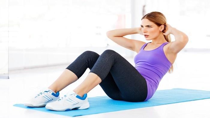 5 Gerakan Olahraga Ringan Setelah Bangun Tidur, Gampang Banget