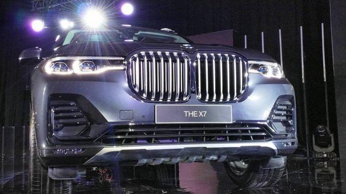 Cek Harga SUV Mewah BMW X7 Terbaru Januari 2021