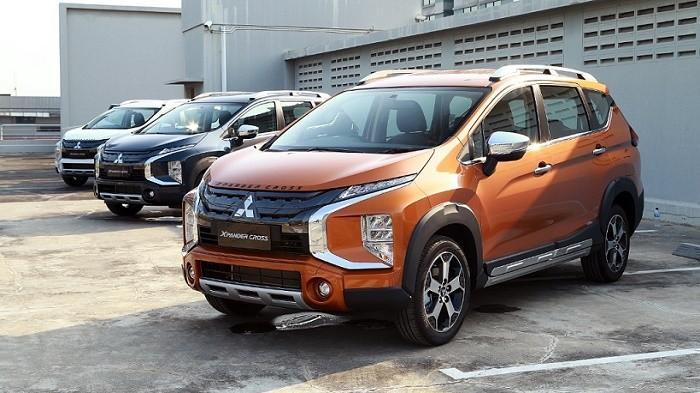 Mobil Menarik Segmen MPV Crossover, Cek Harga Mitsubishi Xpander Cross Januari 2021