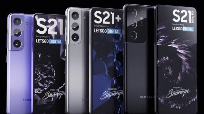 Perbedaan Spesifikasi Samsung Galaxy S21, Galaxy S21 Plus, dan Galaxy S21 Ultra