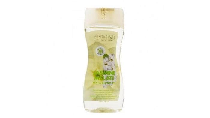 shopee.co.id | Mustika Ratu Jasmine Bath & Shower Gel.