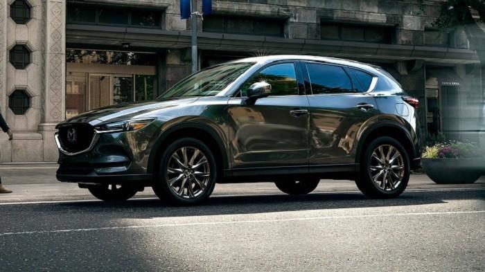 Cek Harga Bekas Mobil SUV Berkelas Mazda CX 5 Jelang Maret 2021