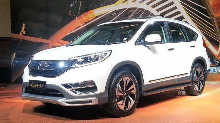 Cek Harga Honda CR-V Bekas Tahun 2008 Akhir Februari 2021