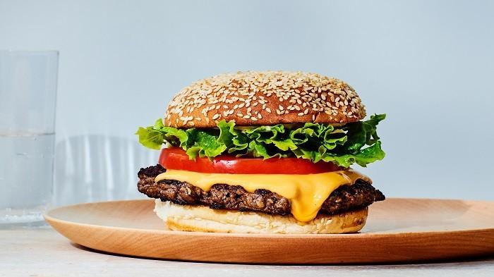 5 Rekomendasi Makanan Rendah Kalori yang Mengenyangkan, Salah Satunya Burger