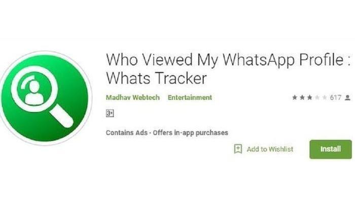 Cara  tahu siapa saja yang membuka profil WhatsApp kita | Nextren