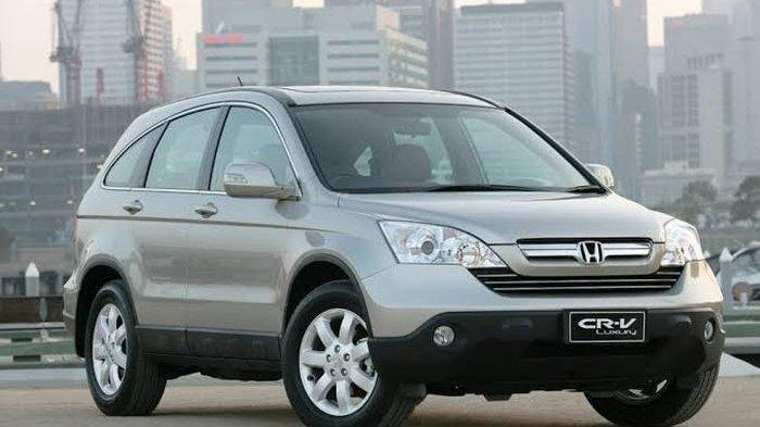 Cek Harga SUV Honda CR-V Bekas Tahun 2005 per Maret 2021