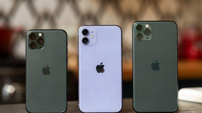 Daftar 10 Smartphone Terlaris Sepanjang 2020, Punya Salah Satunya?
