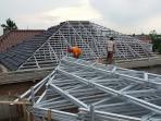 Meski Animo Semakin Tinggi, Waspadai Risiko Penggunaan Baja Ringan untuk Kerangka Atap Rumah
