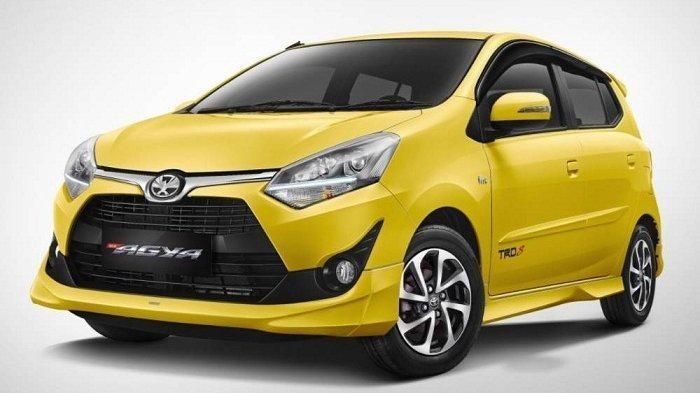 Banderol 100 Jutaan, Cek Daftar Harga Toyota Agya 2018 Per April 2021