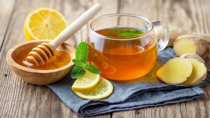 Coba Minum Campuran Air Lemon dan Madu saat Sahur, Rasakan 5 Manfaat Ini