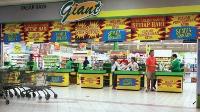 Harga Mulai Rp 1.000 Promo Terbaru Giant , Ini Bisa Jadi Stok Bahan Makanan untuk Ramadhan Nanti