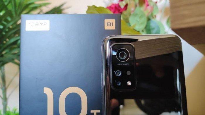 Intip Harga dan Spesifikasi Smartphone Xiaomi Mi 10T Pro