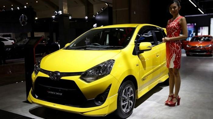 Mobil Murah Laris Manis, Cek Daftar Harga Toyota Agya Terbaru per April 2021