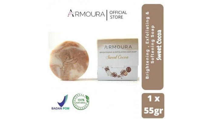 Shopee | Armoura Brightening Soap Sweet Cocoa