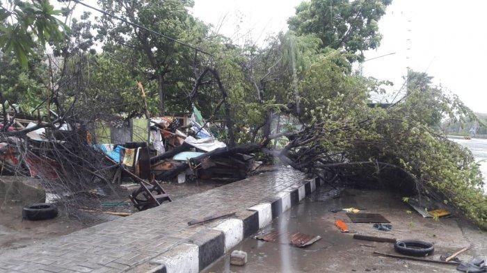 Siklon Seroja Meningkat, 4 Provinsi Ini Harus Waspada akan Adanya Hujan Badai