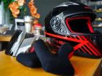 Tips Mudah Agar Helm Tetap Wangi Tanpa Sering Dicuci