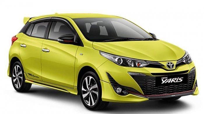 Cek Daftar Harga Mobil Bekas Toyota All New Yaris Tahun 2014 Per Mei 2021