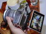 Cek Harga 3 Rekomendasi Kamera Mirrorless Sony dan Fujifilm Bekas