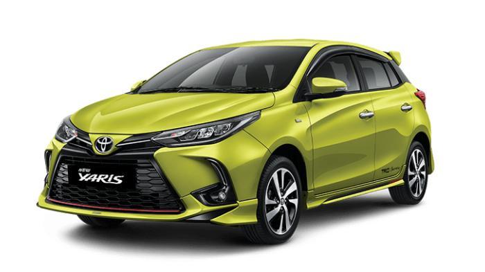 Cek Harga Toyota Yaris Bekas Lansiran Tahun 2015