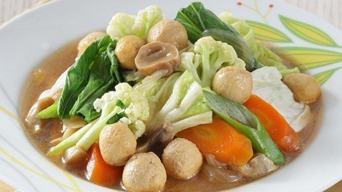 Intip Resep Menu Sayur Capcay Ayam Spesial yang Bergizi dan Enak untuk Buka Puasa