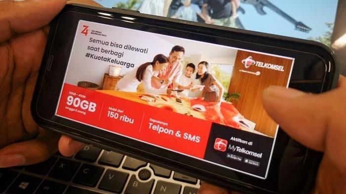 Promo Internet Murah Telkomsel, Cek Begini Cara Mendapatkannya