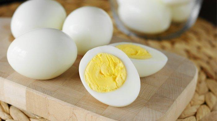 Begini Cara Mudah Merebus Telur Agar Matang Sempurnadan Mudah Dikupas