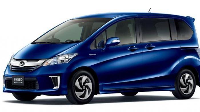 Bekasnya Kini Dibanderol Rp 100 Jutaan, Cek Harga Honda Freed Seken Tahun 2014