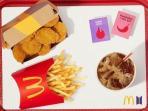 Bisa Dibeli Mulai Besok, Ini Cara Mudah Pesan BTS Meal di McDonald's Indonesia
